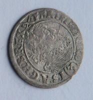 Slezsko - Vratislav 3 Krejcar 1627 Ferdinand II.