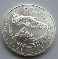 Slovensko 20 Euro 2009 - Velká Fatra