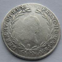 Uhry - B 20 Krejcar 1803 František II.