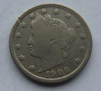 USA 5 C 1906
