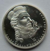 ČSR Ag medaile sv. Václav