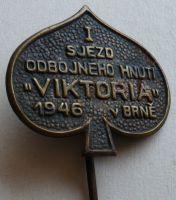 ČSR - Odbojová skupina Viktoria 1946