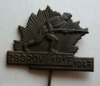 ČSR - Zborov 1917-47