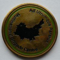 Medaile KFOR 2005 průměr 54