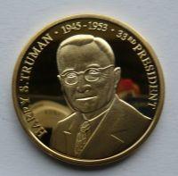 USA američtí presidenti H. Truman