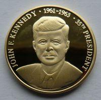 USA američtí presidenti J.F. Kennedy