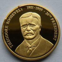 USA američtí presidenti T. Rooswelt