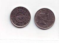 1 Peso(2004-Filipíny), stav 1/1