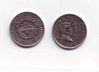 1 Peso(2014-Filipíny), stav 1/1