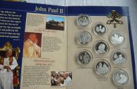 Malta velká sada papež Jan Pavel II.