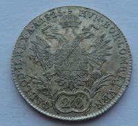 Rakousko 20 Krejcar 1825 A František II.