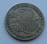 Rakousko 20 Krejcar 1835 E František II.