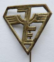 III.říše spolkový odznak