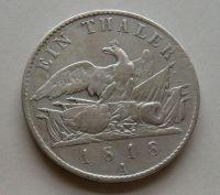 Prusko Tolar 1818 Frid. Wilh.