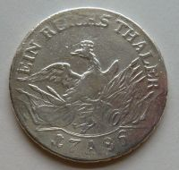 Prusko Tolar 18786 A Frid. Wilh.
