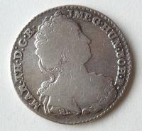 Rak. Nizozemí 1/4 Dukaton 1753 Marie Terezie