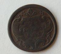 Rakousko 1 Soldo 1741 Marie Terezie