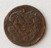 Rakousko 1 Soldo 1755 W Marie Terezie - Vídeň