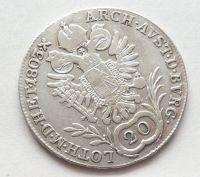 Rakousko 20 Krejcar 1803 A František II.