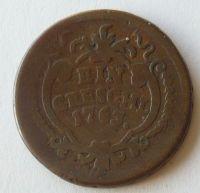 Rakousko Günsburg 1 Grešle 1763 Marie Terezie
