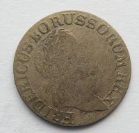 Slezsko pod Pruskem 3 Krejcar 1780 Fridrich II.