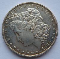 USA 1 Dollar 1880 STAV