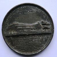 Anglie 50mm princ Albert 1851 - výstava LONDÝN