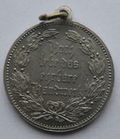 Německo námořní medaile Al 28mm