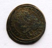 Rakousko 1 Krejcar 1701 Leopold I.