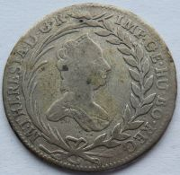 Rakousko 20 Krejcar 1765 Vídeň - Marie Terezie