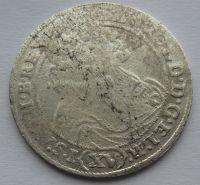 Slezsko 15 Krejcar 1663 Leopold I.