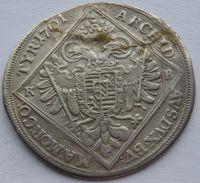 Uhry 1/4 Tolar 1701 KB - Leopold I.
