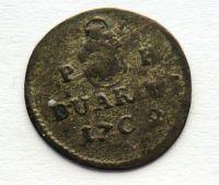 Uhry Duarius 1702 Leopold I.