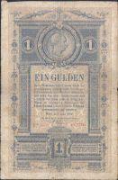 1Gulden/1882/, stav 4, série Ef 50