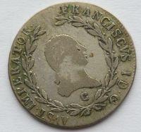 Čechy 20 Krejcar 1809 C - František II.