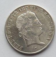 Čechy 20 Krejcar 1848 C - Ferdinand V.
