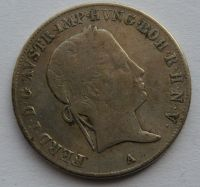 Rakousko 20 Krejcar 1844 A Ferdinand V.