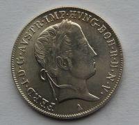 Rakousko 20 Krejcar 1848 A - Ferdinand V. STAV