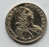 Rakousko Dukát 1752 František Lotrinský - KOPIE