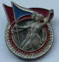 II.celostátní spartakiáda 1960