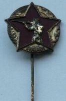 Svazarm - střelecký odznak - 50.léta