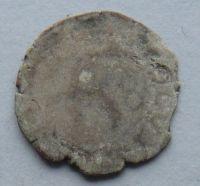 Čechy bílý peníz 1516-26 Ludvík Jagel.