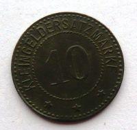 Kőslin 10 Kleinemark nouzovka bez letop.