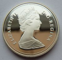 Kanada 1 Dollar 1981