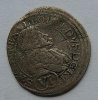 Rakousko VI. Krejcar 1689 Leopold I.