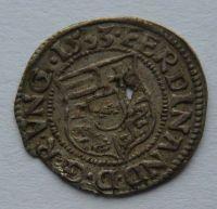Uhry Denár 1533 KB Ferdinand I.