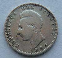 Ekvádor 2 D 1895