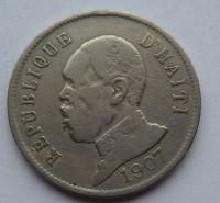 Haiti 50 C 1907