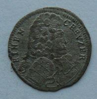 Prusko 1 Krejcar 1709