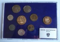 Rakousko sada mincí